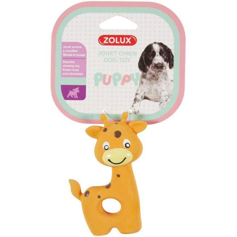 Игрушка для собак ZOLUX жирафик латекс fenix жирафик медвежонок