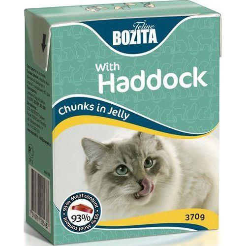 Корм для кошек BOZITA Кусочки в желе с морской рыбой конс.370г