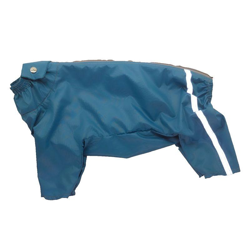 Плащ-дождевик для собак ДОГ МАСТЕР (мальчик) размер XXXL 38см комбинезон плащ для собак дог мастер на подкладке с отделкой размер xxxl 38 см
