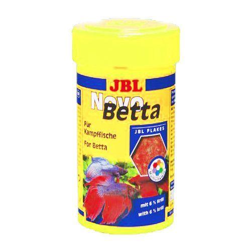 Корм для рыб JBL NovoBetta Основной корм петушков 100мл