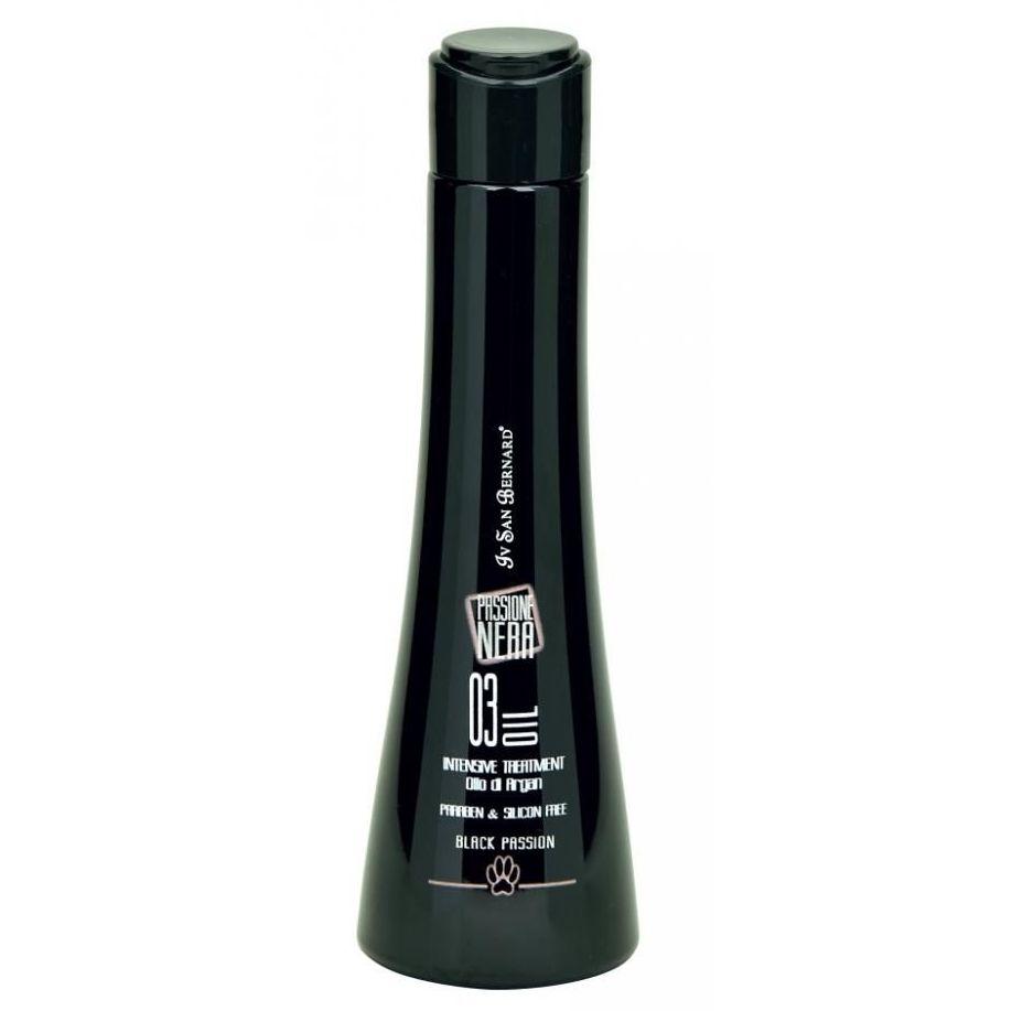 Масло Iv San Bernard Black Passion Аргании интенсивное лечение для всех типов шерсти 100мл