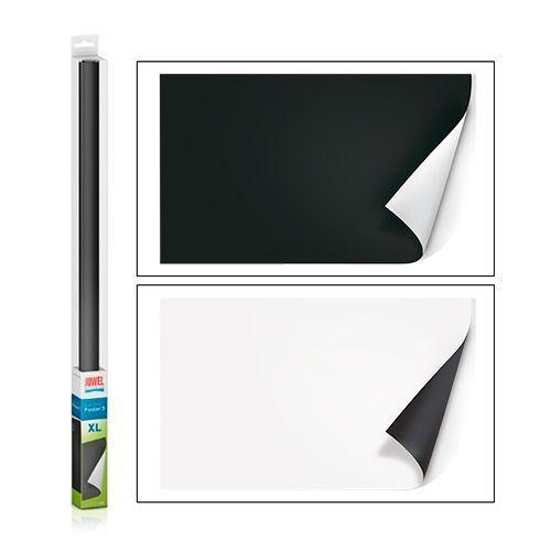 Фон-пленка JUWEL Poster черный/белый 150х60см цены онлайн