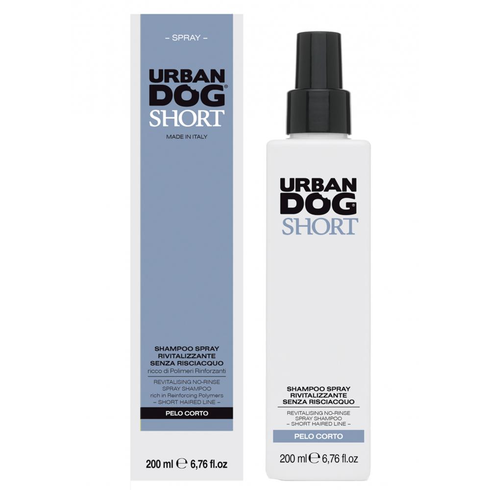 Шампунь-спрей URBAN DOG без ополаскивания, Mini 200мл