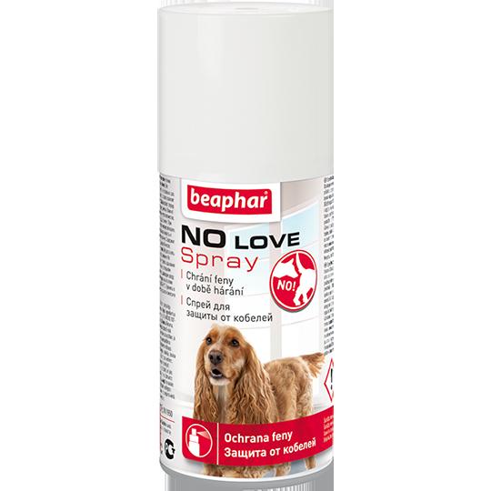 Спрей для собак Beaphar No Love защита от кобелей 150мл