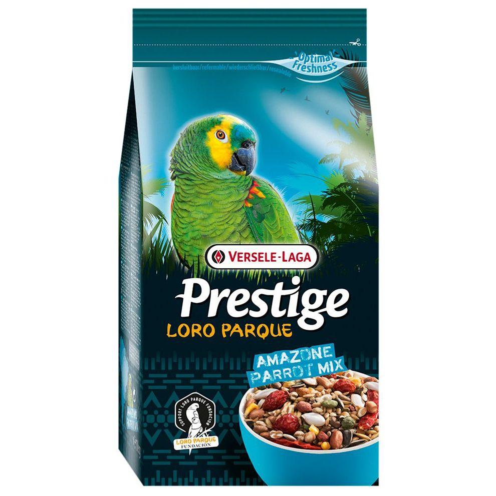 купить Корм для птиц VERSELE-LAGA PREMIUM AMAZONE PARROT для крупных попугаев 1кг дешево