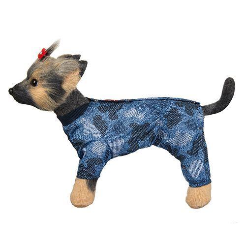 Комбинезон для собак Dogmoda Мегаполис мальчик, размер 1 20см цены онлайн