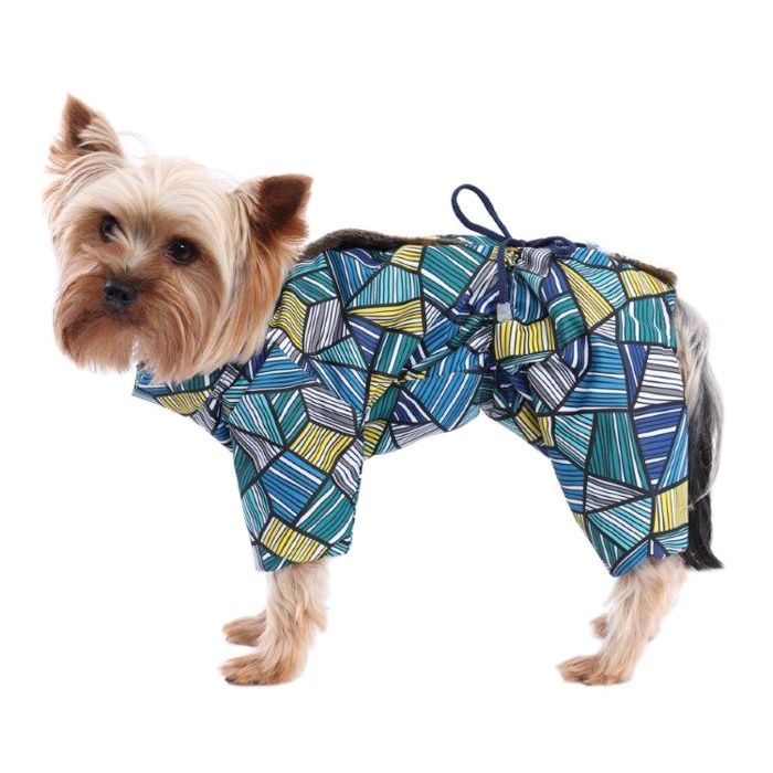 Комбинезон для собак YORIKI Мадагаскар девочка размер S 20см цены онлайн