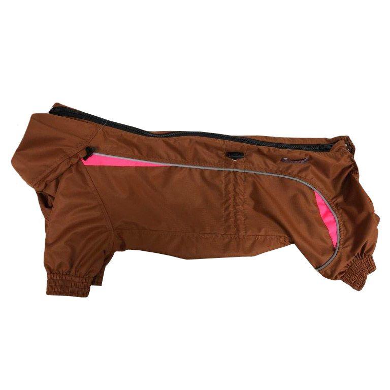 Комбинезон для собак BARSU Такса средняя дев. 34см
