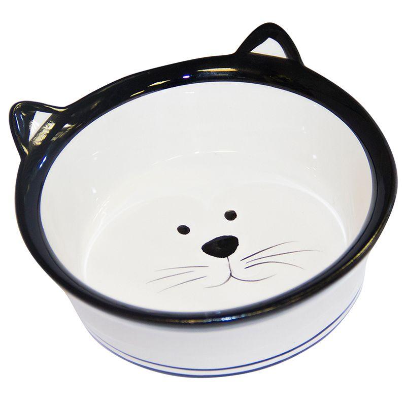 Миска для кошек MAJOR Kitty керамика малая 11х5см 90мл цена