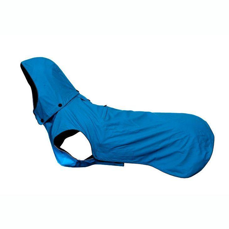Куртка для собак RUKKA зимняя с капюшоном 65см Синий
