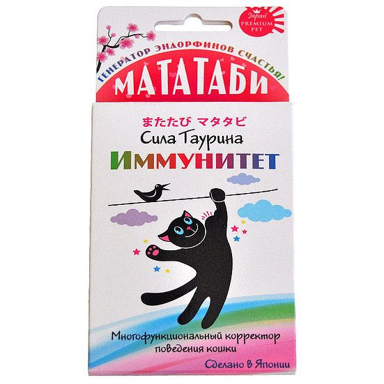 Средство для кошек Japan Premium Pet Мататаби \