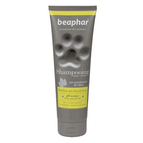 Шампунь для собак Beaphar 2 в 1 от колтунов 250мл