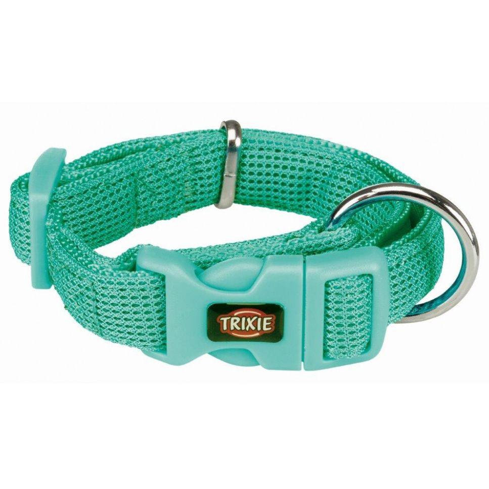 Ошейник для собак TRIXIE Comfort Soft, XS–S: 22–35см/20мм, океан