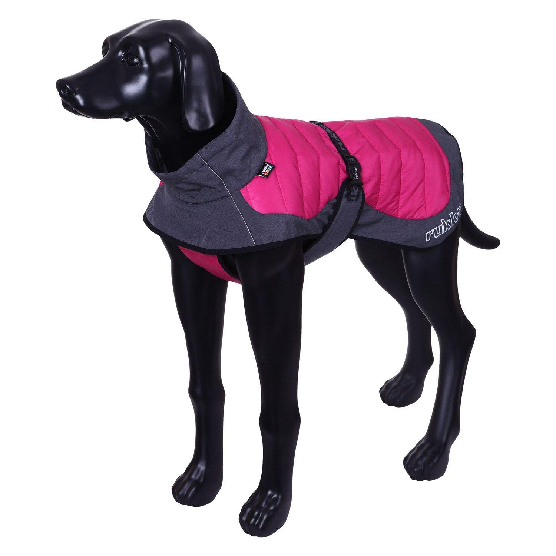 цена на Куртка для собак RUKKA Airborn Hybrid зимняя 30см розовая