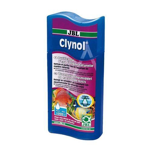 Препарат для очистки воды JBL Clynol на натуральной основе 100мл