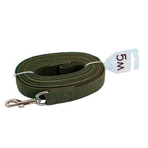 Поводок для собак ЧИП брезентовый 25ммх10,0м