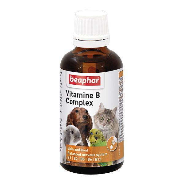 Комплекс витаминов Beaphar Vitamine-B-Komplex группы В