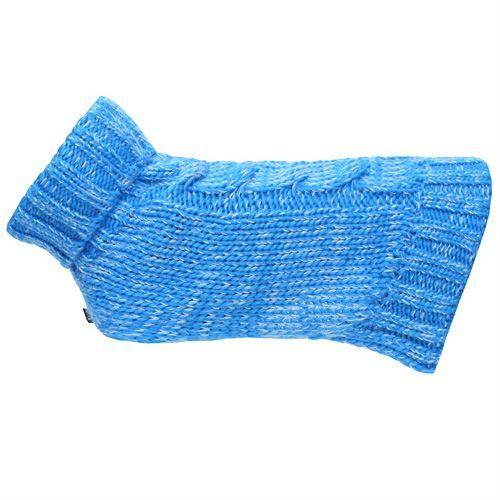 Свитер для собак RUKKA размер L, Голубой