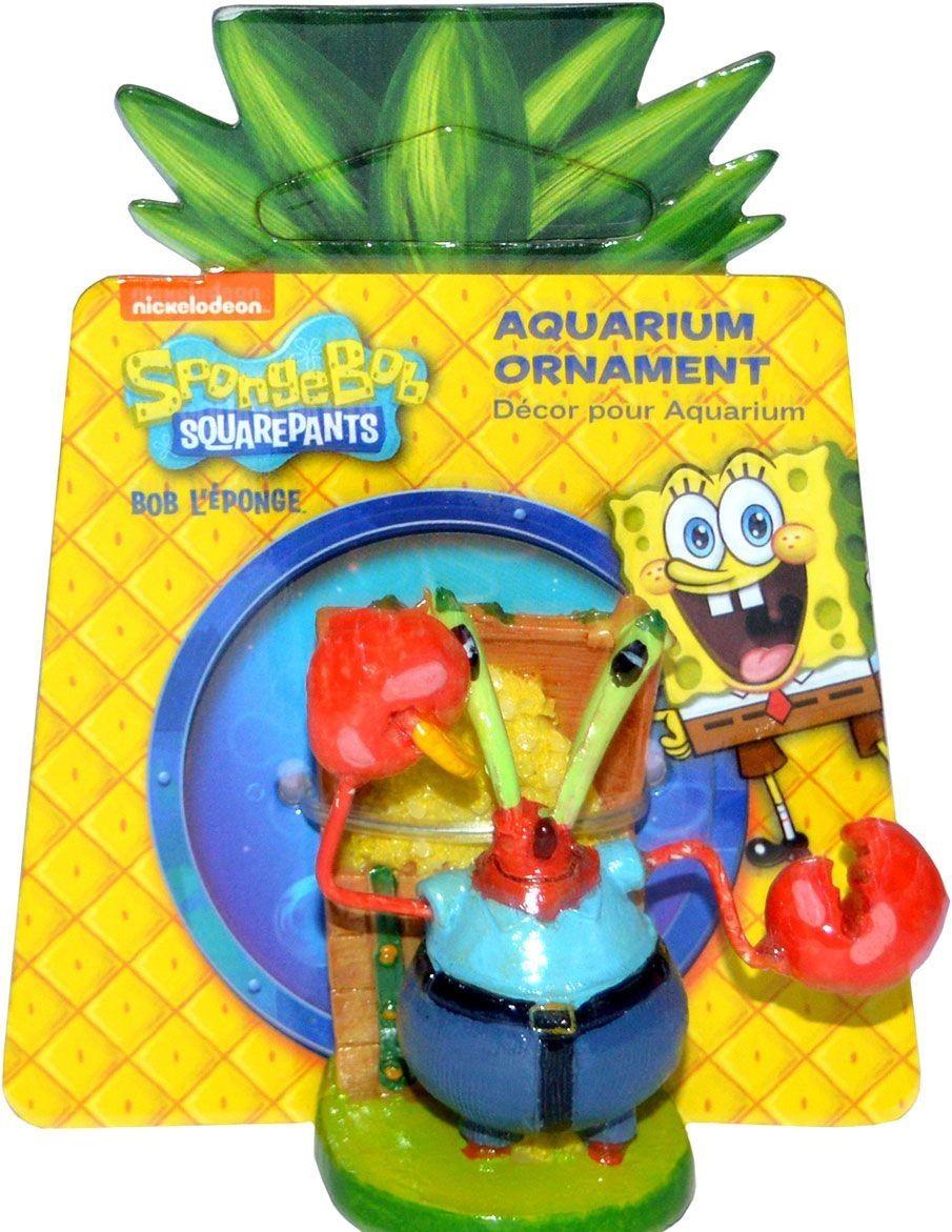 Грот для аквариумов PENN-PLAX Мистер Крабс 6х6х6см грот для аквариума penn plax мистер крабс 6 х 6 х 6 см