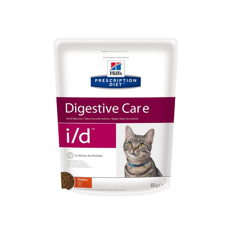 Фото - Корм для кошек Hill's Prescription Diet Feline I/D при заболеваниях ЖКТ, курица сух. 400г feline psychologist
