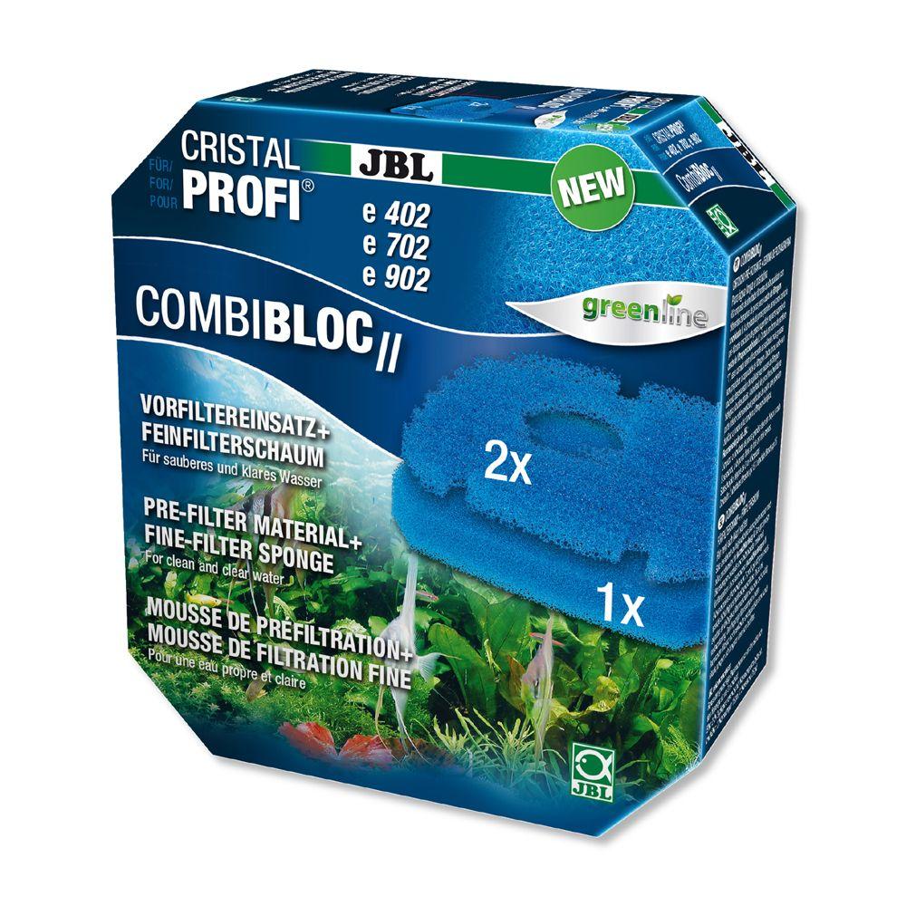Комплект губок JBL CombiBloc II для внешнего фильтра CP e 402/702/902