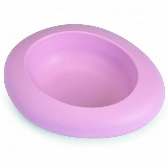 Миска для собак IMAC Ciottoli розовая S03 20х17х5,5см 300мл