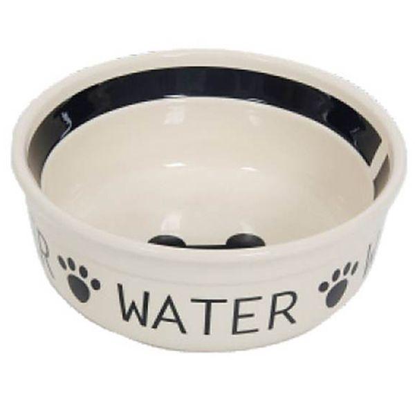 Миска для животных MAJOR Water керамика, 1485мл фото