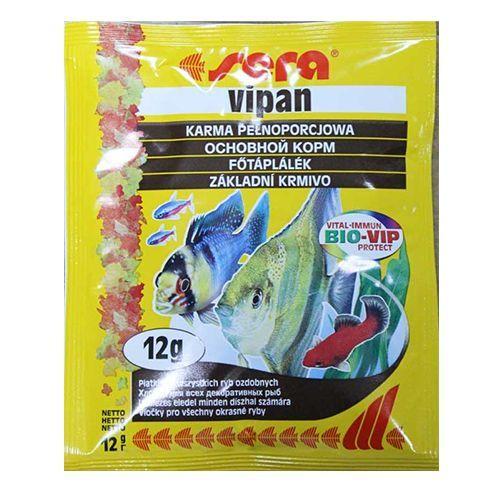 Корм для рыб SERA Vipan 12г (пакетик) фото