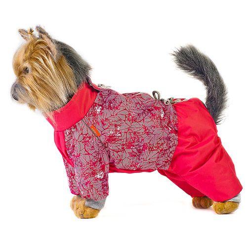цены Комбинезон для собак HAPPY PUPPY Пинк спринг 3 28см