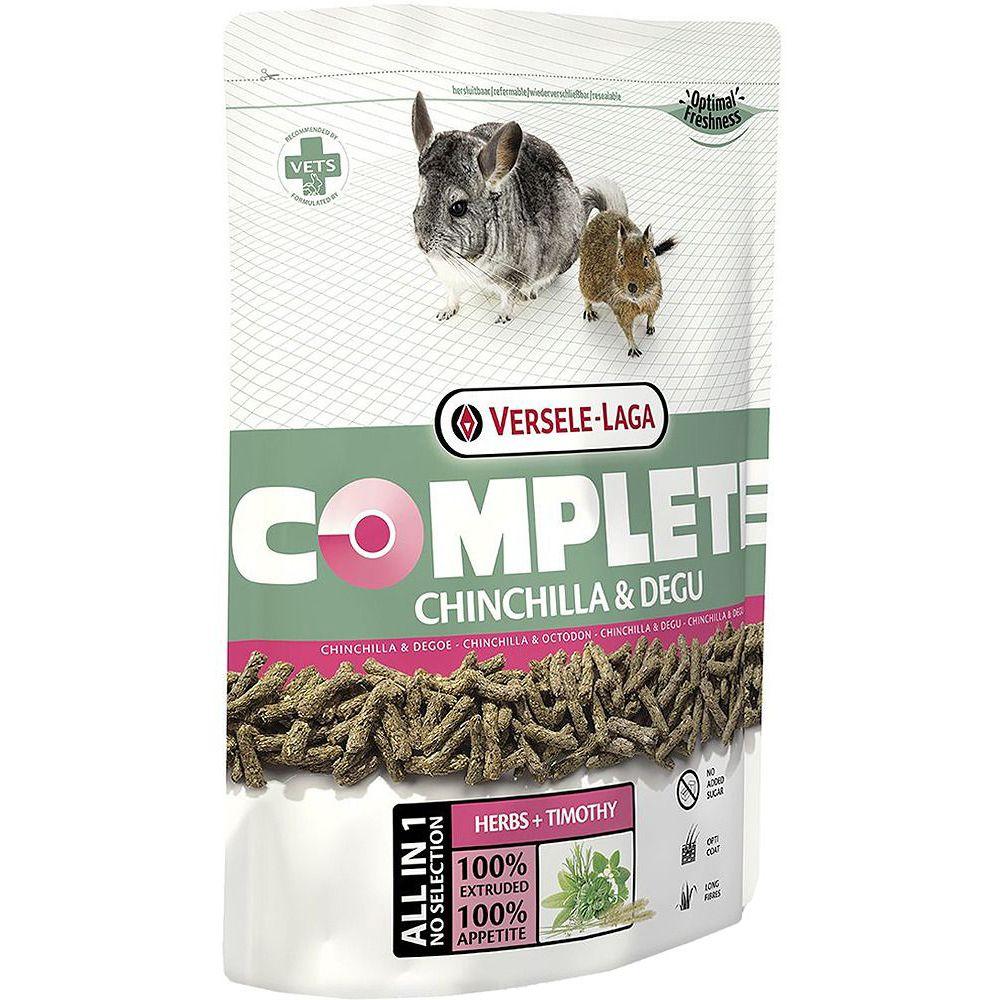 Корм для грызунов VERSELE-LAGA Complete Chinchilla & Degu для шиншилл и дегу 1,75кг