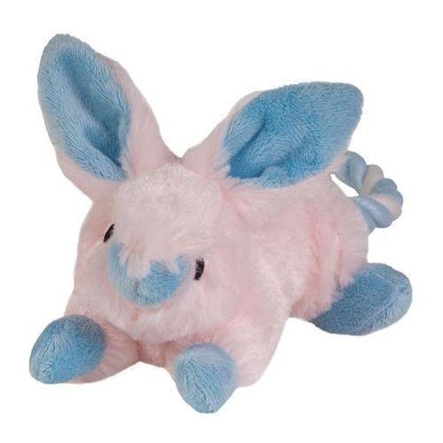 Игрушка CHOMPER Puppy Кролик с кольцом из каната игрушка chomper puppy кролик с кольцом из каната