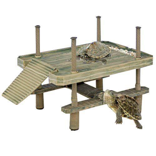 цена на Остров для черепах MEIJING L 41х28см