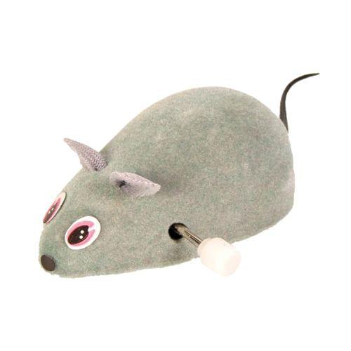 Игрушка для кошек TRIXIE Мышь заводная 7см