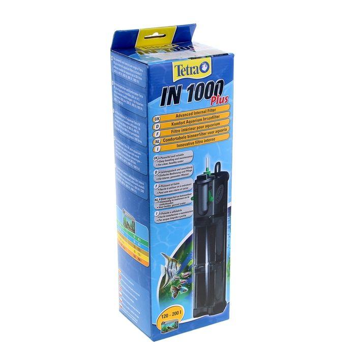 Фото - Фильтр TETRA внутренний ТЕК IN 1000 120-200л кондиционер для очистки воды tetra crystalwater на объем 200л 100мл