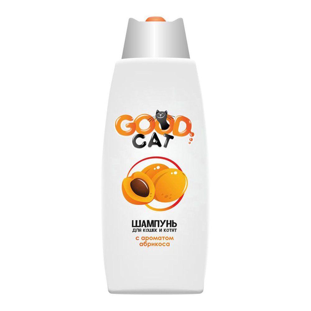 Шампунь для кошек и котят GOOD CAT&DOG с ароматом абрикоса 250мл