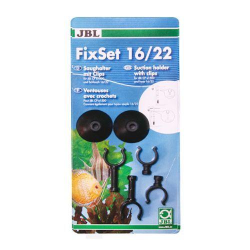 Набор присосок JBL FixSet 16/22 (CP e1500) для крепления шлангов/трубок 16/22 мм. для фильтра CristalProfi е1500