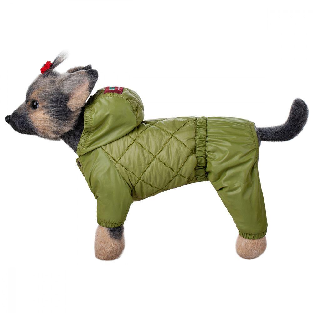 Комбинезон для собак Dogmoda Европа синий унисекс-4 недорого