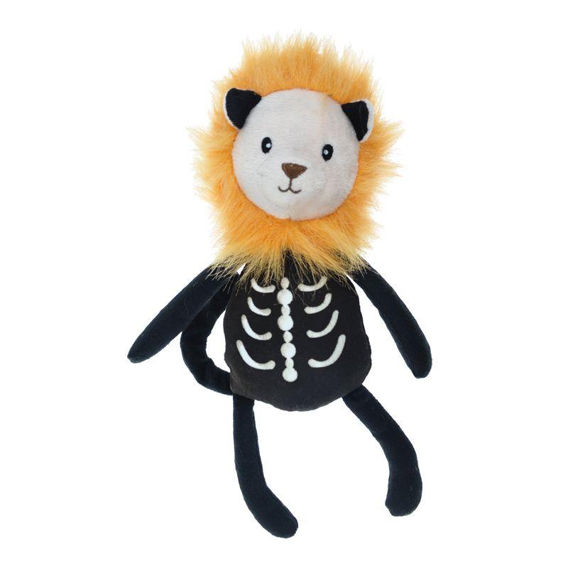 Игрушка для собак CHOMPER Spooky Лев плюш с пищалкой 30 см фото