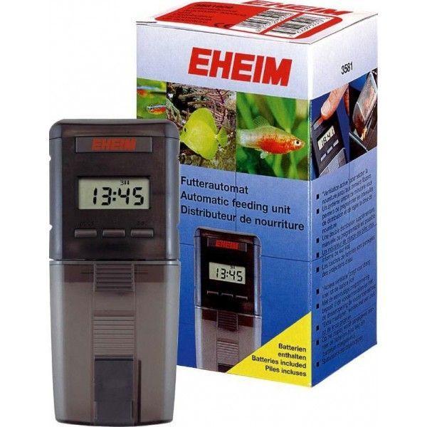 Кормушка для рыб EHEIM автоматическая автоматическая кормушка petwant pf 105 black white
