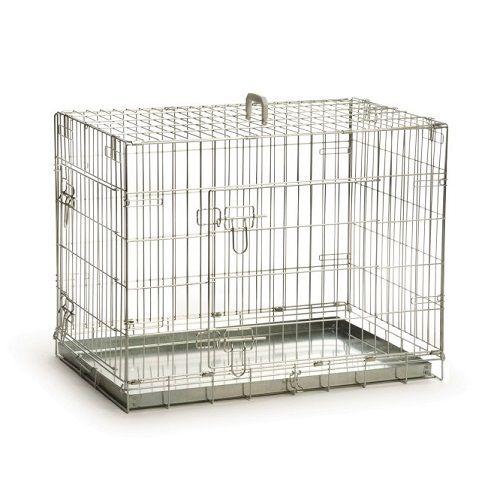 Купить со скидкой Клетка для собак IPTS стальная 78х55х61см
