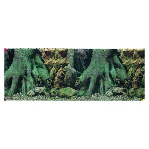 Фон для аквариума Karlie 30см Цена за 10см скалы+растения, камни