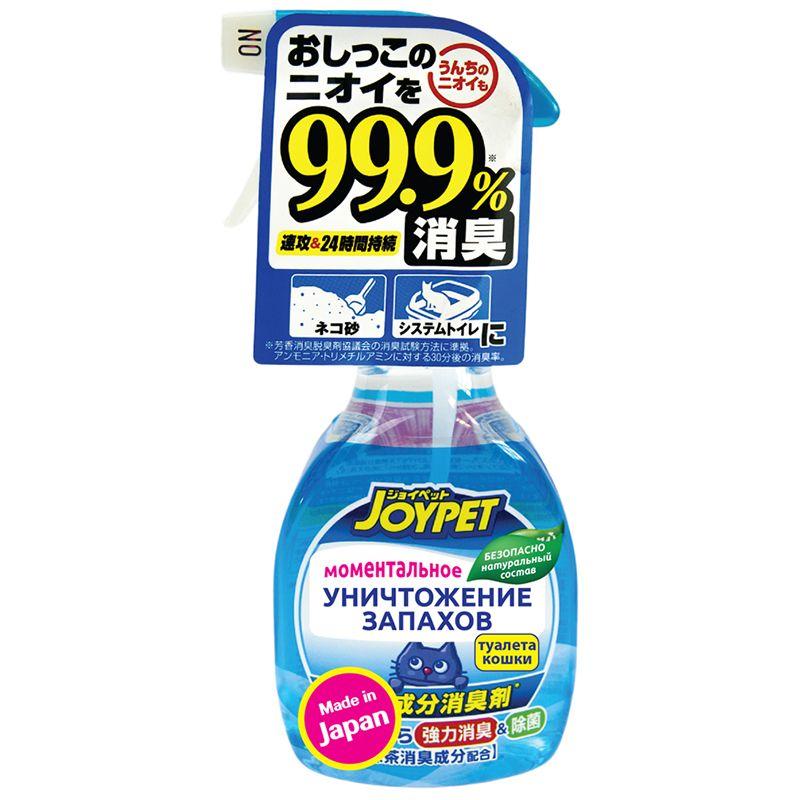 Спрей для кошек Japan Premium Pet уничтожитель меток и сильных запахов 270мл