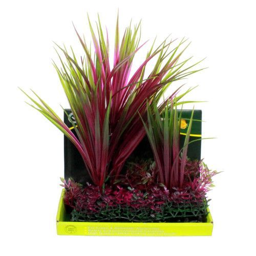Искусственное растение МЕЙДЖИНГ АКВАРИУМ 20см, в картонной коробке №7