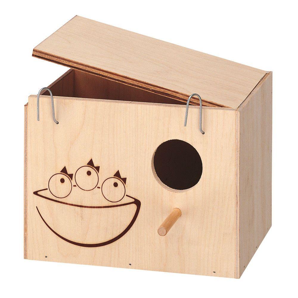 Домик-гнездо для птиц FERPLAST NIDO MEDIUM наружный 19,5x14x14см