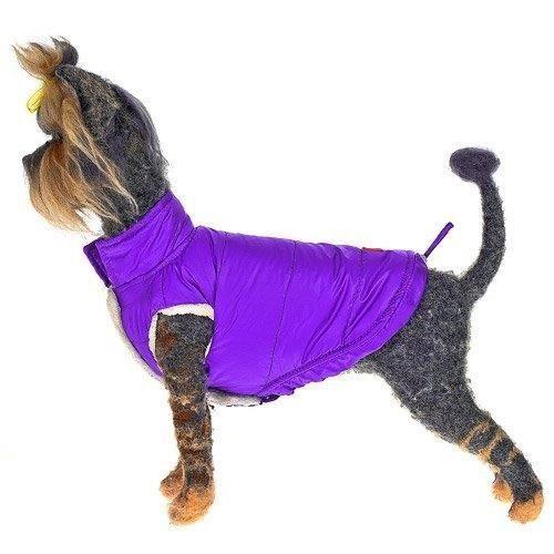 Жилет для собак HAPPY PUPPY Андорра цвета в асс.-8 Длина спинки 65см