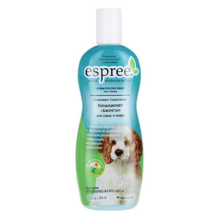 Кондиционер ESPREE Джунгли для собак и кошек SR Rainforest Conditioner 355 мл
