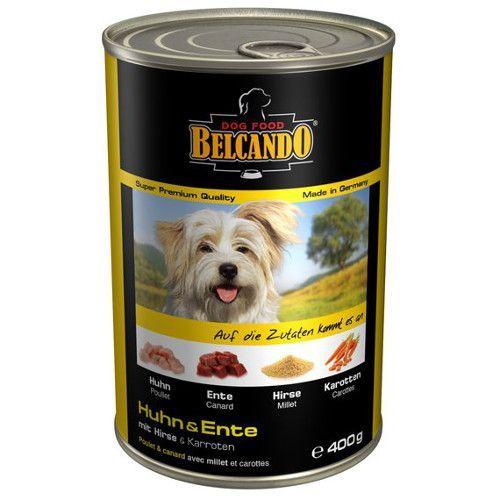 Корм для собак Belcando Индейка, рис конс. 400г