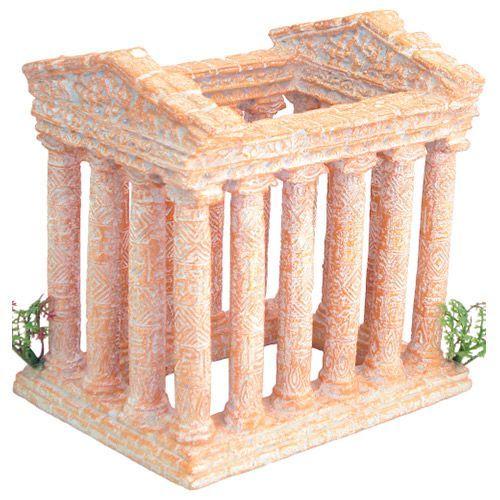 Грот для аквариума ZOLUX Дворец с колоннами (серия Античность), нано
