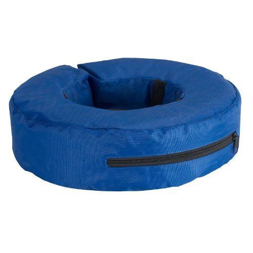 Защитный воротник для животных BUSTER KRUUSE надувной синий (X-Small)