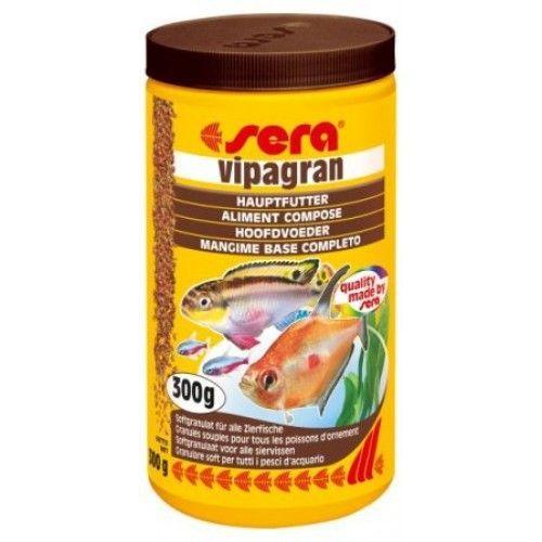 Корм для рыб SERA Vipagran 250мл